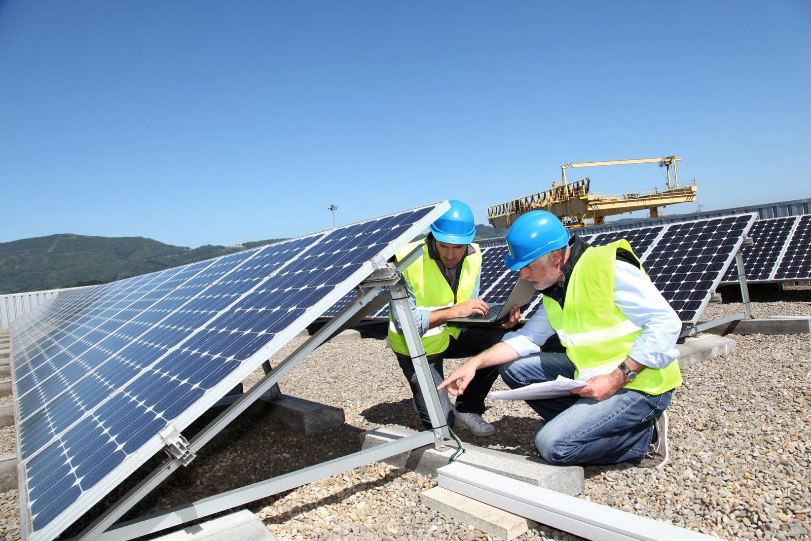Everything You Need To Know About Operations Maintenance O M For Utility Scale Pv Solar Plants Solar Panels Solar Panel Installation Solar Installation