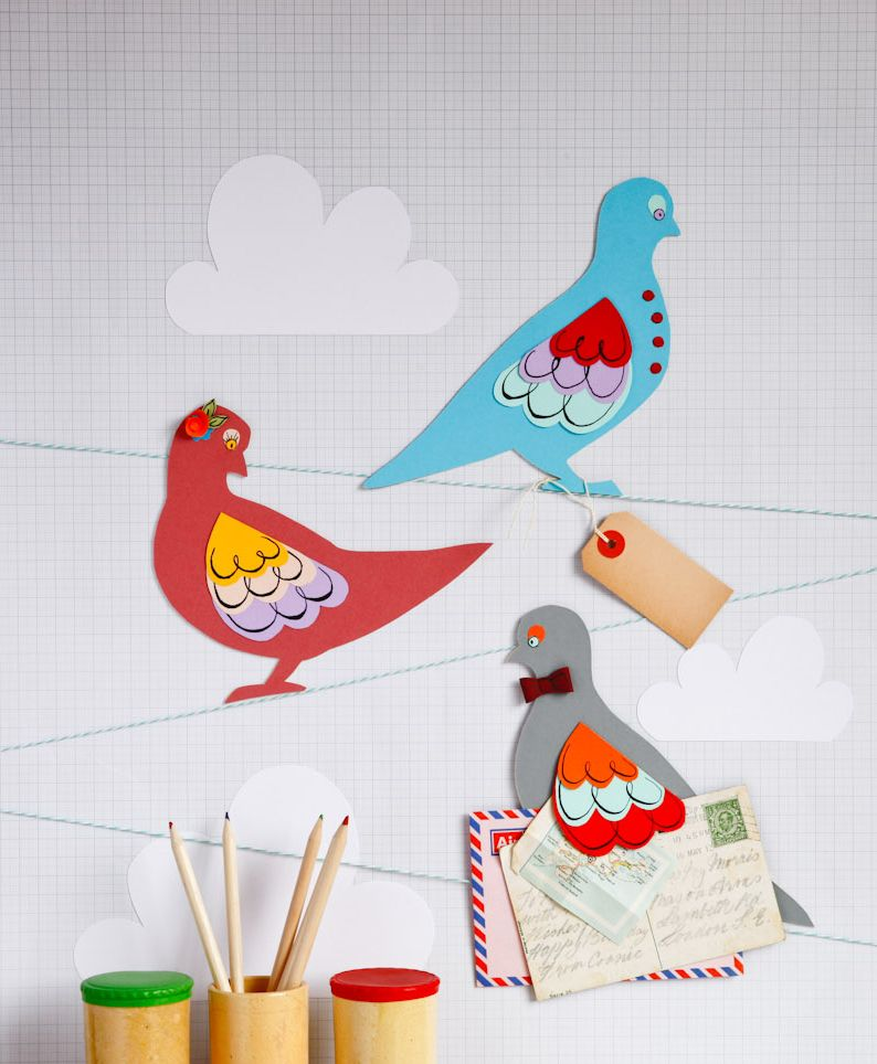 Project From Scissors Paper Craft Projects H M Pinterest