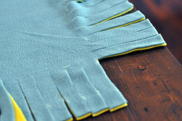 The Page You Re Looking For Has Moved Diy Fleece Tie