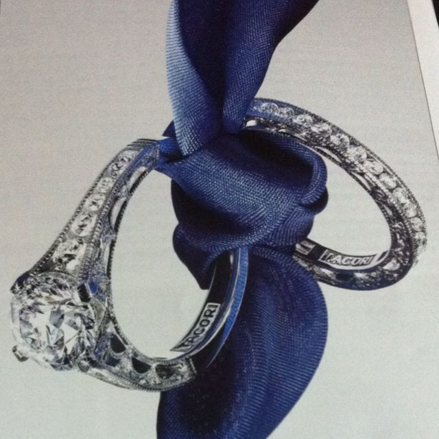 This would be cute to add the grooms ring to