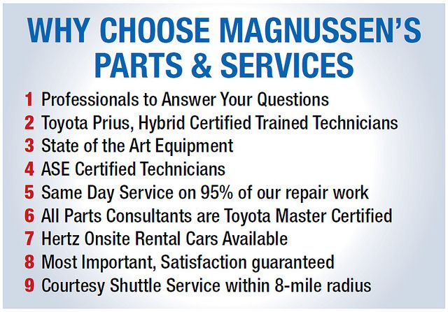 Why To Choose Magnussen Toyota Palo Alto For Your Car S Service And Repair By Toyotaofpaloalto Via Flickr Toyota Service Repair