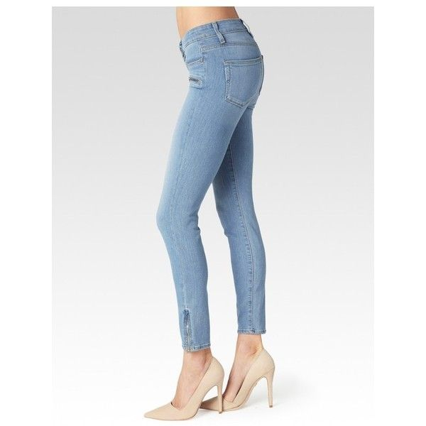 Bhs white cropped jeans