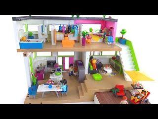 Playmobil Haus Modern   dekoideen bad selber machen   Home ...