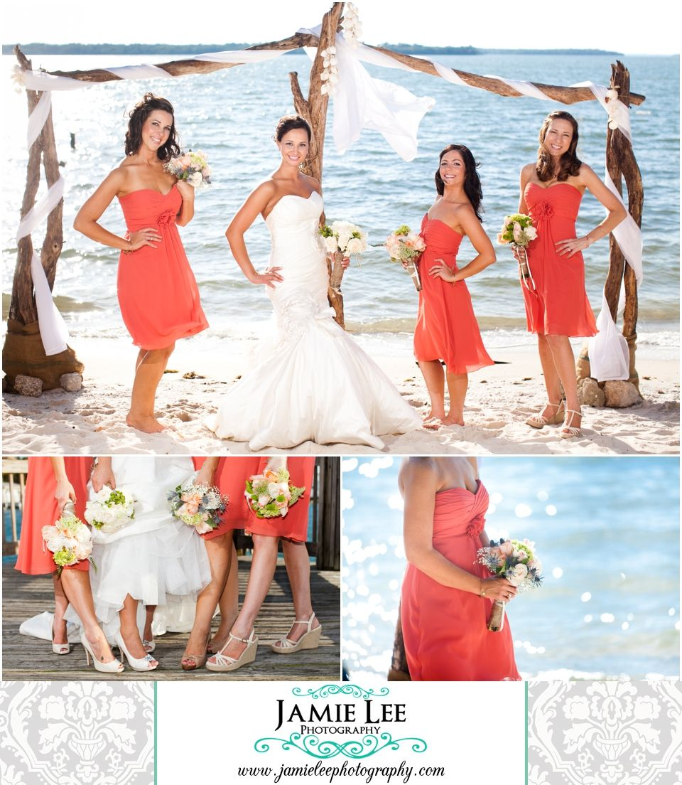 Sanibel harbour marriott fort myers wedding photographer jamie love these bridesmaid dresses ombrellifo Images