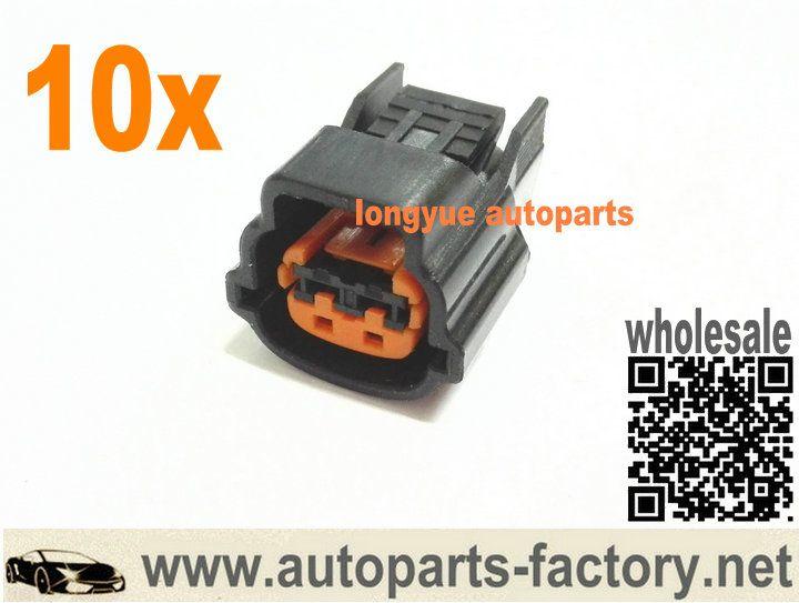 longyue 10set ignition coil repair plug connector fits
