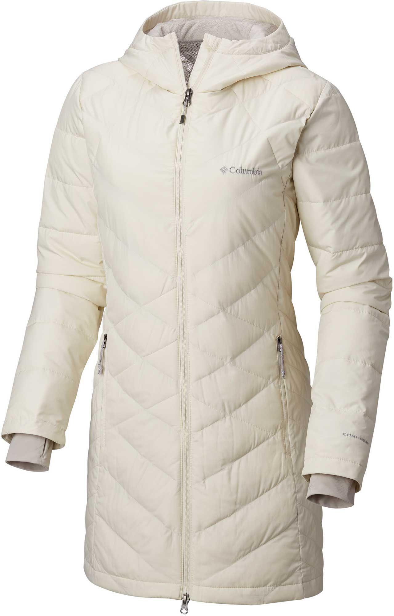 1f15bb3fc3f1 Columbia Women s Heavenly Long Hooded Jacket