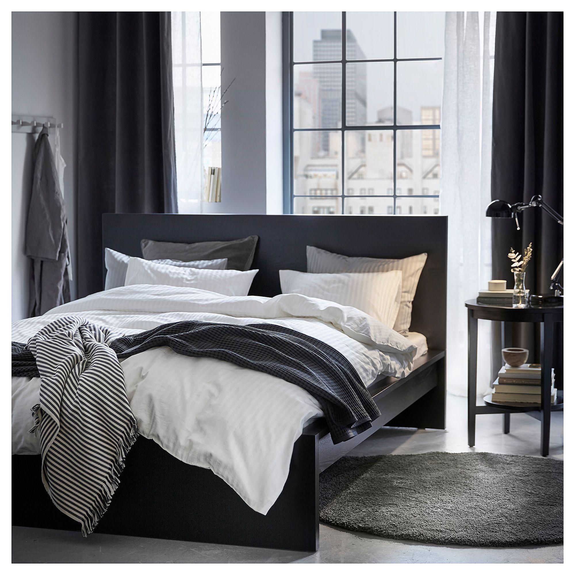 IKEA NATTJASMIN Duvet cover and pillowcase(s) white in