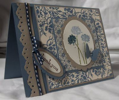 Carol's Cards and More: August 2009