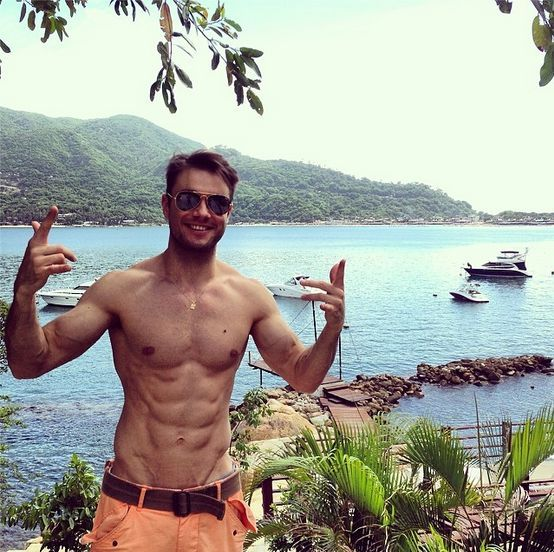 Amadeo Leandro Handsome Male Models Handsome Indian Men Male