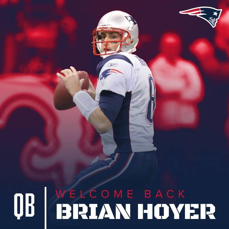 Welcome Back Brian Hoyer Brian Hoyer Football Memes New England Patriots
