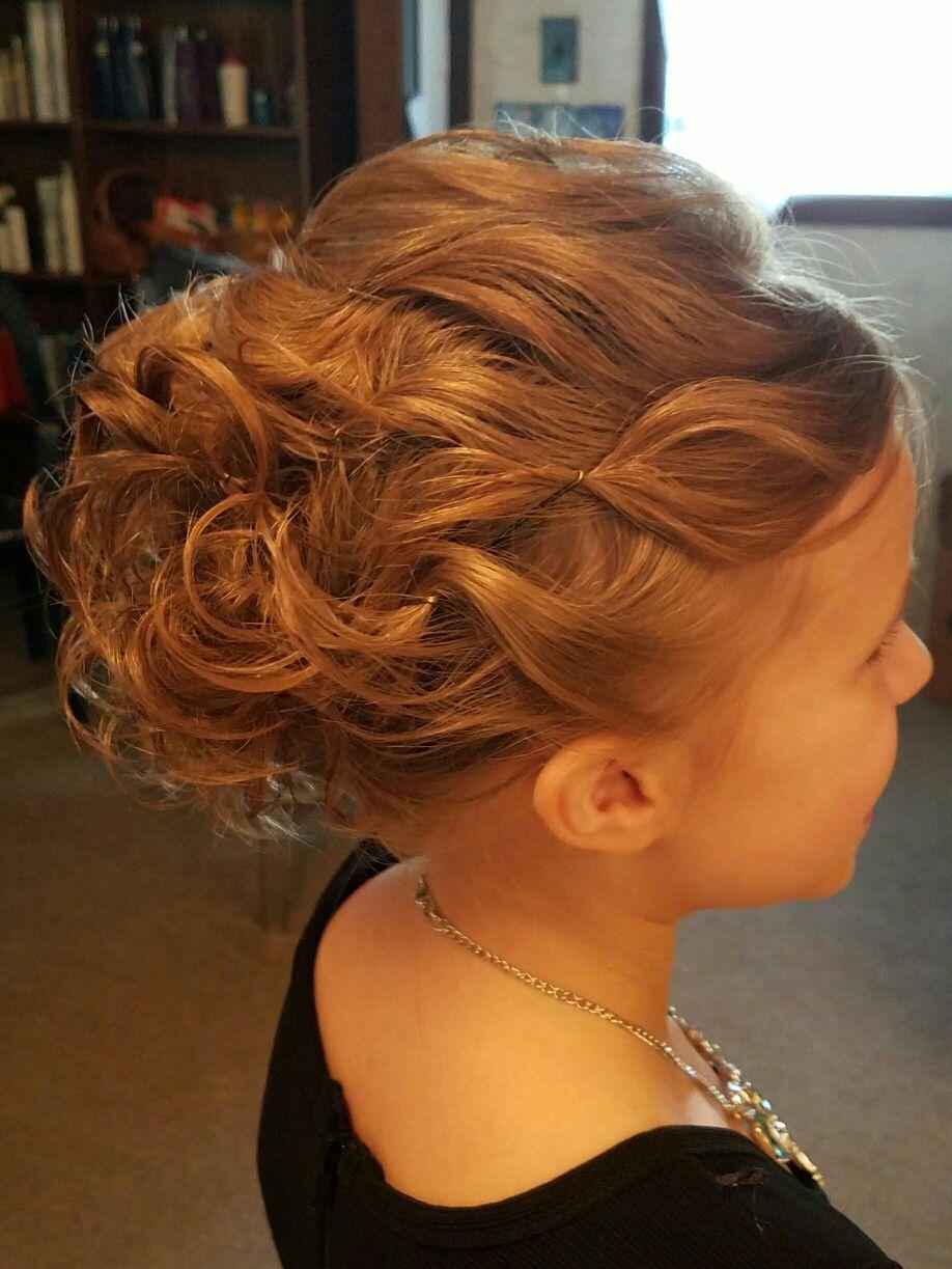 Magnificent Little Girl Updo Pageant Hair Girls Updo Hairstyles Flower Schematic Wiring Diagrams Amerangerunnerswayorg