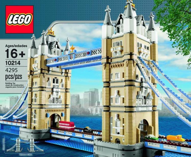 13 Of The Toughest Lego Sets To Build Lego Pinterest Lego