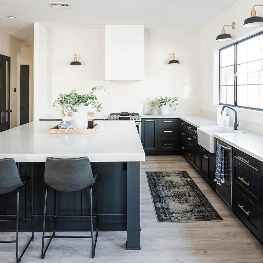 Minimal kitchen   Home decor kitchen, Kitchen design, Kitchen ...