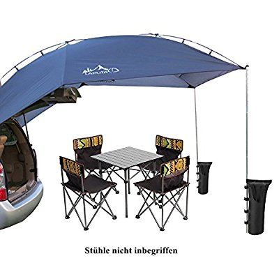 sport tent wasserdichtes heckzelt klappzelt tragbares auto. Black Bedroom Furniture Sets. Home Design Ideas