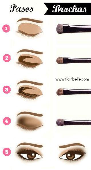 e33052f1b maquillaje paso a paso mejores equipos   Make up   Makeup, Makeup ...