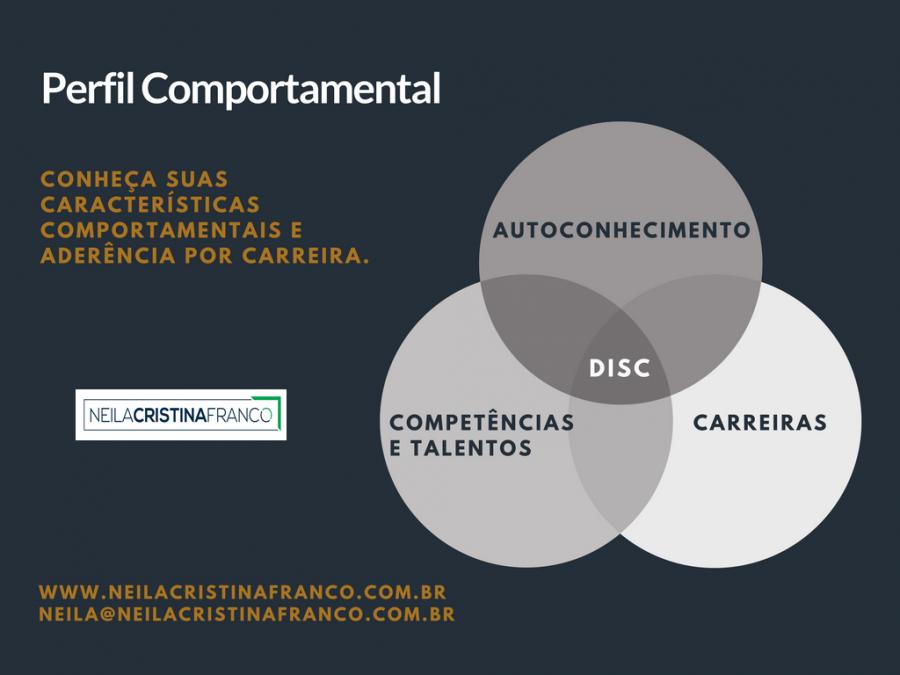 Perfil Comportamental DISC – Que carreiras são aderentes ao seu perfil?