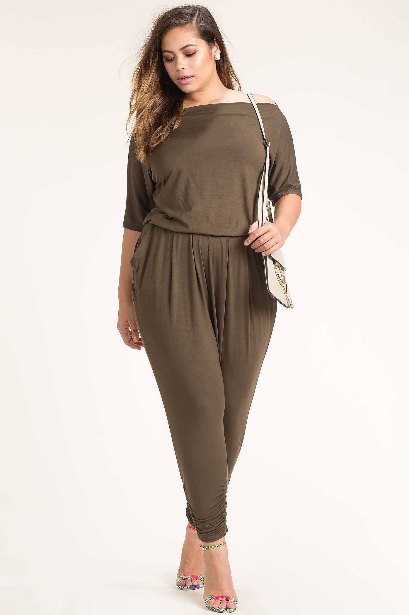 8e70f5e661de9 Women s Plus Size Jumpsuits