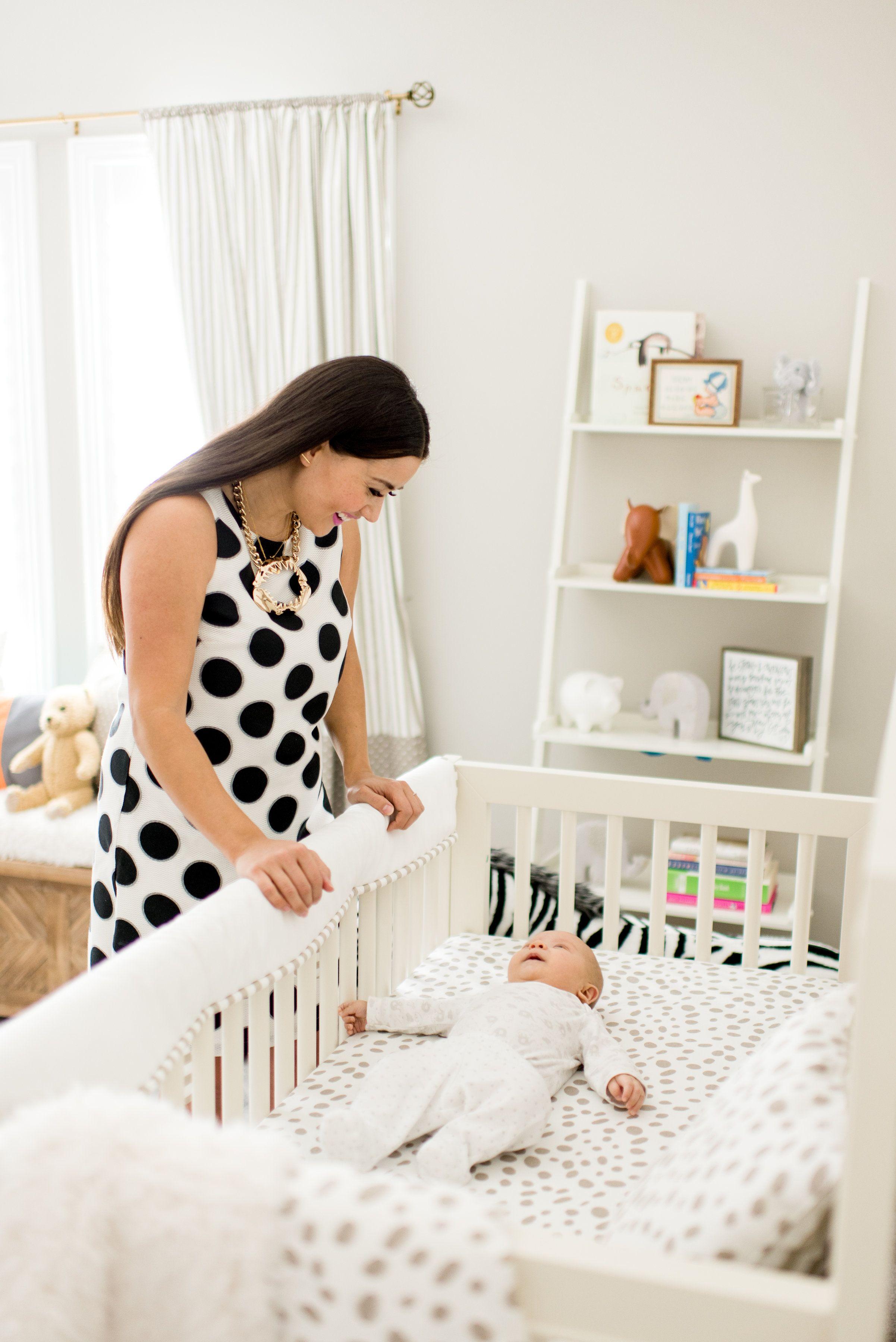 Project Nursery - Catherine and Sean Lowe's Nursery