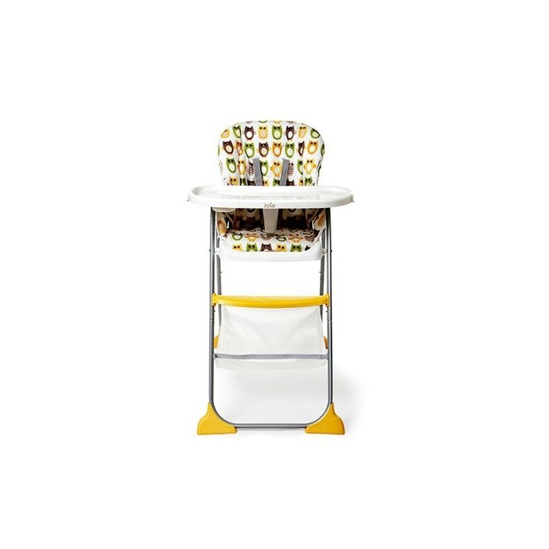 Joie Mimzy Snacker Highchair Owls New 2015 Description