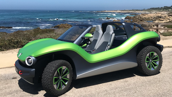 Vws Adorable Buggy Is Part Of An Electric Master Plan Concept Cars Master Plan Volkswagen