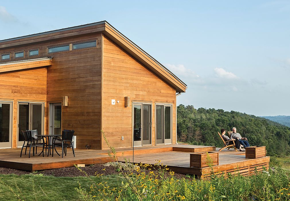 Every week, we highlight one amazing Dwell home that went