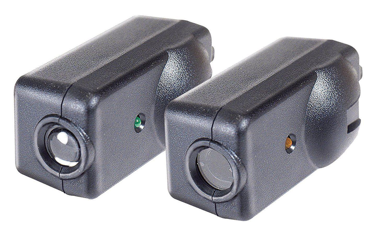 Liftmaster And Chamberlain Safety Sensors Garage Door Opener Replacement Craftsman Garage Door Opener Garage Door Sensor