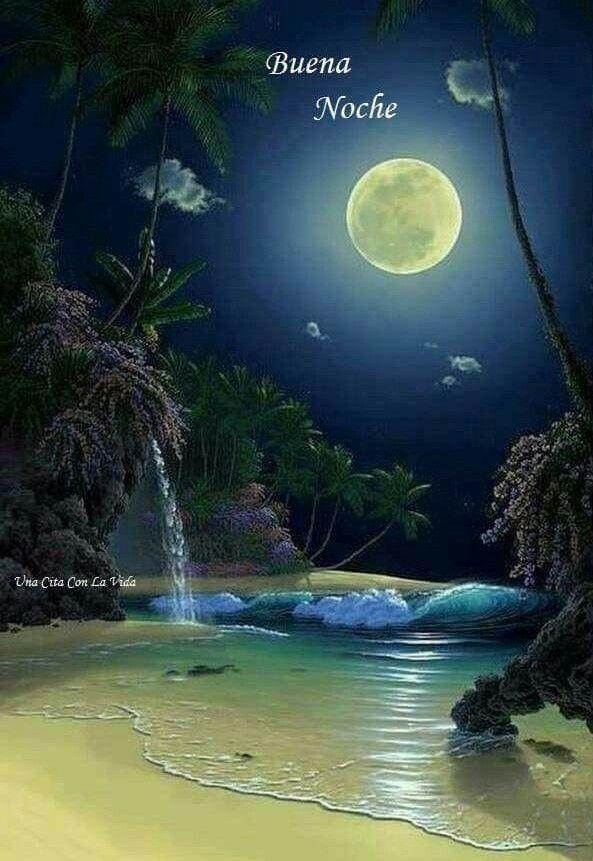Imágenes bonitas y frases de Buenas noches y Dulces Sueños