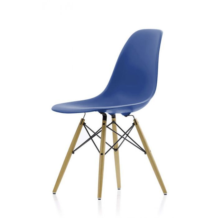Bürostuhl designklassiker eames  vitra. eames plastic side chair. von ray & charles eames ...