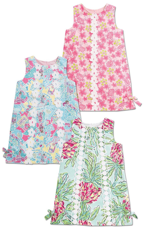 Girls Clothing by Lilly Pulitzer | vestido | Pinterest | Vestidos de ...