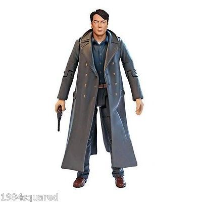 This Doctor Who Captain Jack Harkness 5-Inch Action Figure is incredibly detailed and fully articulated. Description from ebay.com. I searched for this on bing.com/images