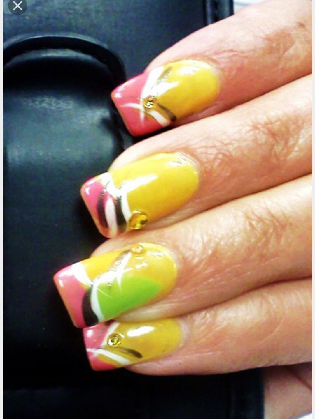 Pin von April Floyd auf Nail Designs | Pinterest