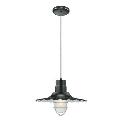 Pendant Lights At Lowes Simple Millennium Lighting Rrwc1 R Series Cord Hung Radial Wave Shade Large