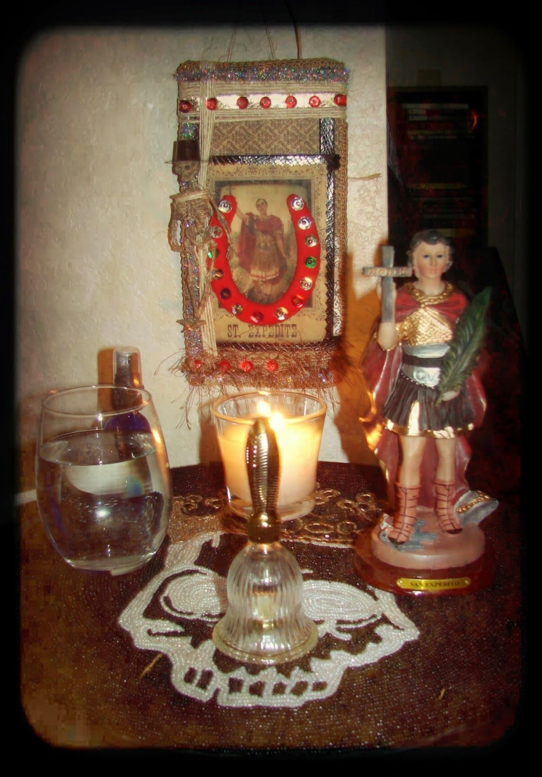 The Conjurer's Guide to Saint Expedite | Projects to Try