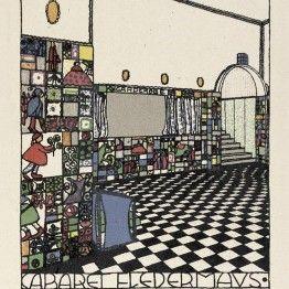 Huellas y fantasmas de la Viena de Josef Hoffmann