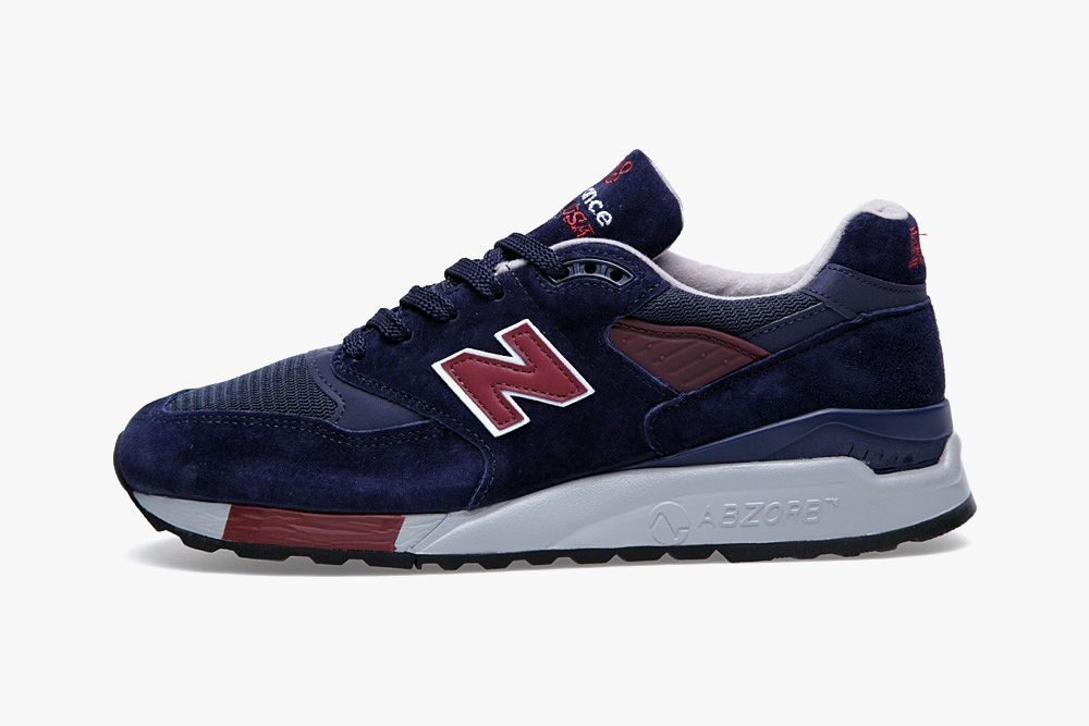 sports shoes 0df61 a4dae New Balance Made in USA Holiday 2013 Collection