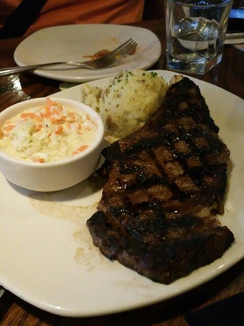 T-bone steak #OUTBACK