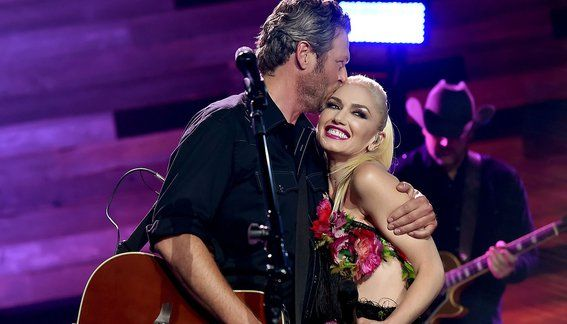 20 fotos de Gwen Stefani y Blake Shelton para creer en el amor después de una ruptura