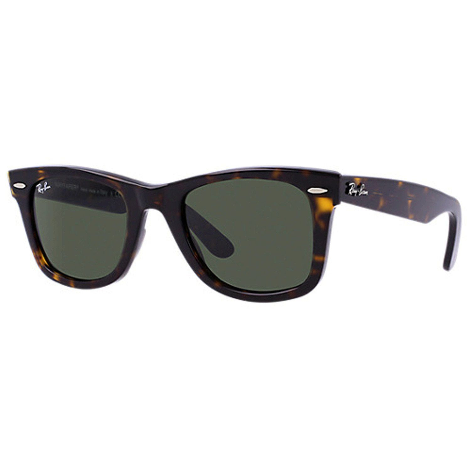 842ab23adc8 New Ray-Ban sunglasses have a small  RB  etched on the left lense ...