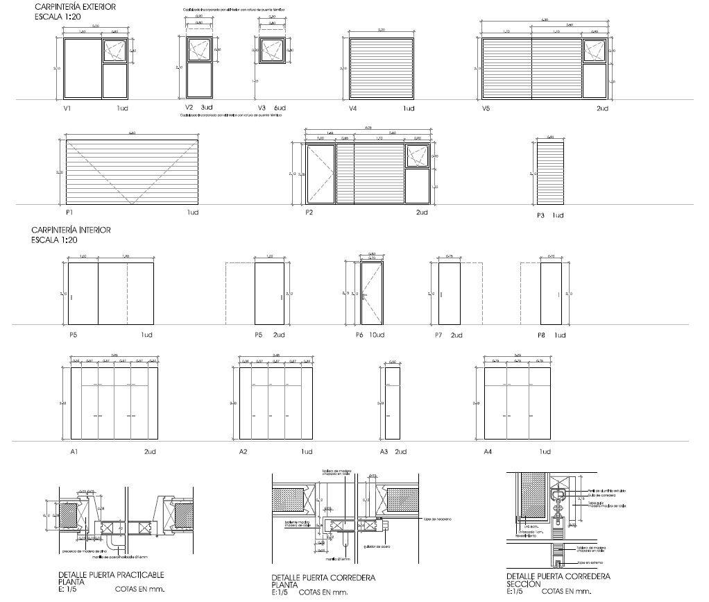 Ventana Corredera Detalle Constructivo International Architecture