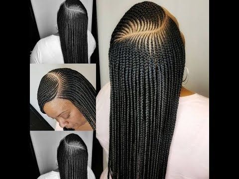 African Cornrow Hairstyles 2018 Trending Styles You Will Love