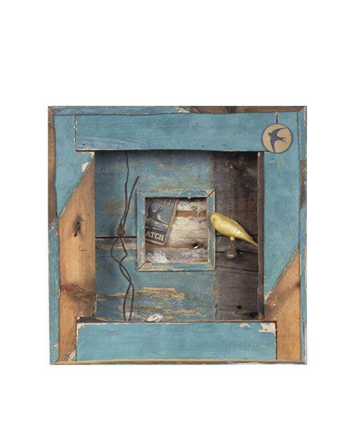 Lesley Hilling | Box Constructions