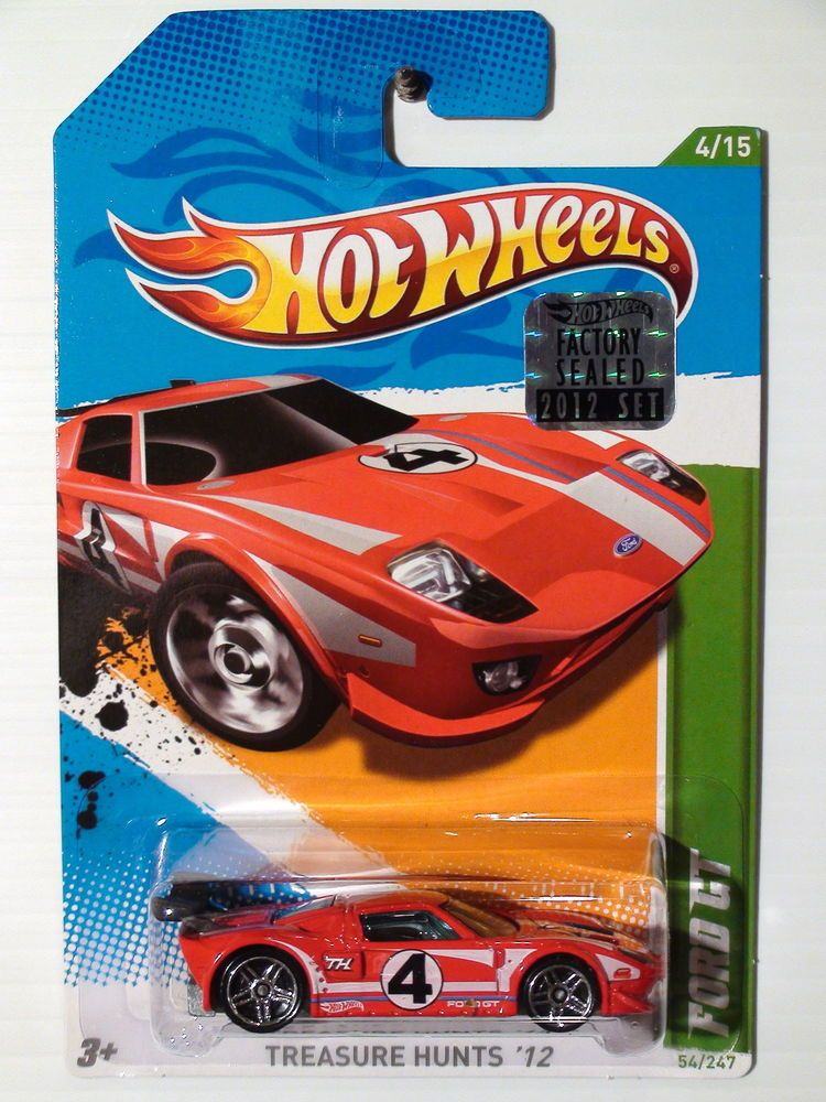 Pin En Hot Wheels T Hunts Short For Treasure Hunts