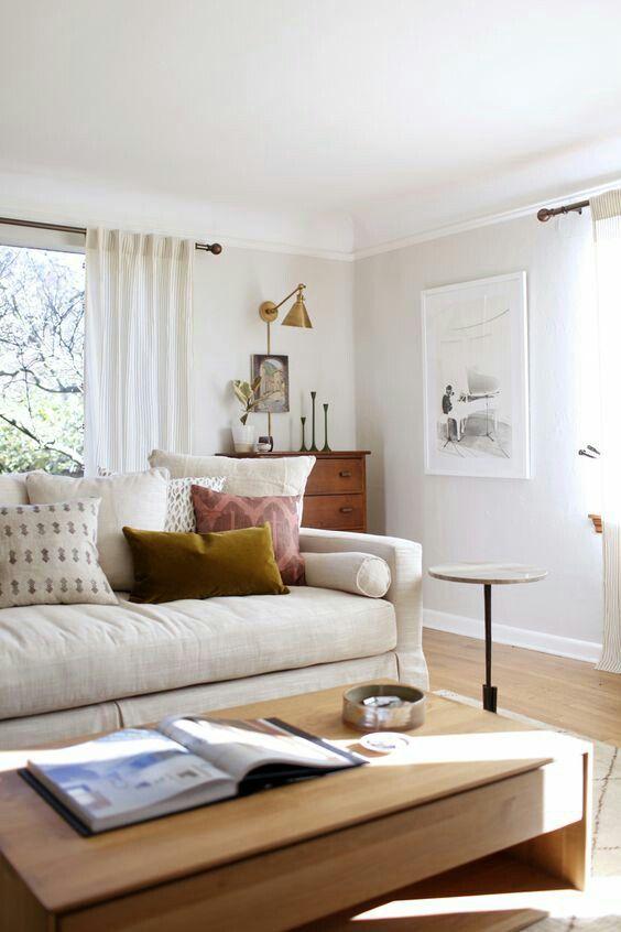 Simple Living Room  Home  Cozy  Pinterest  Simple Living Room Extraordinary Living Room Simple Decorating Ideas 2018