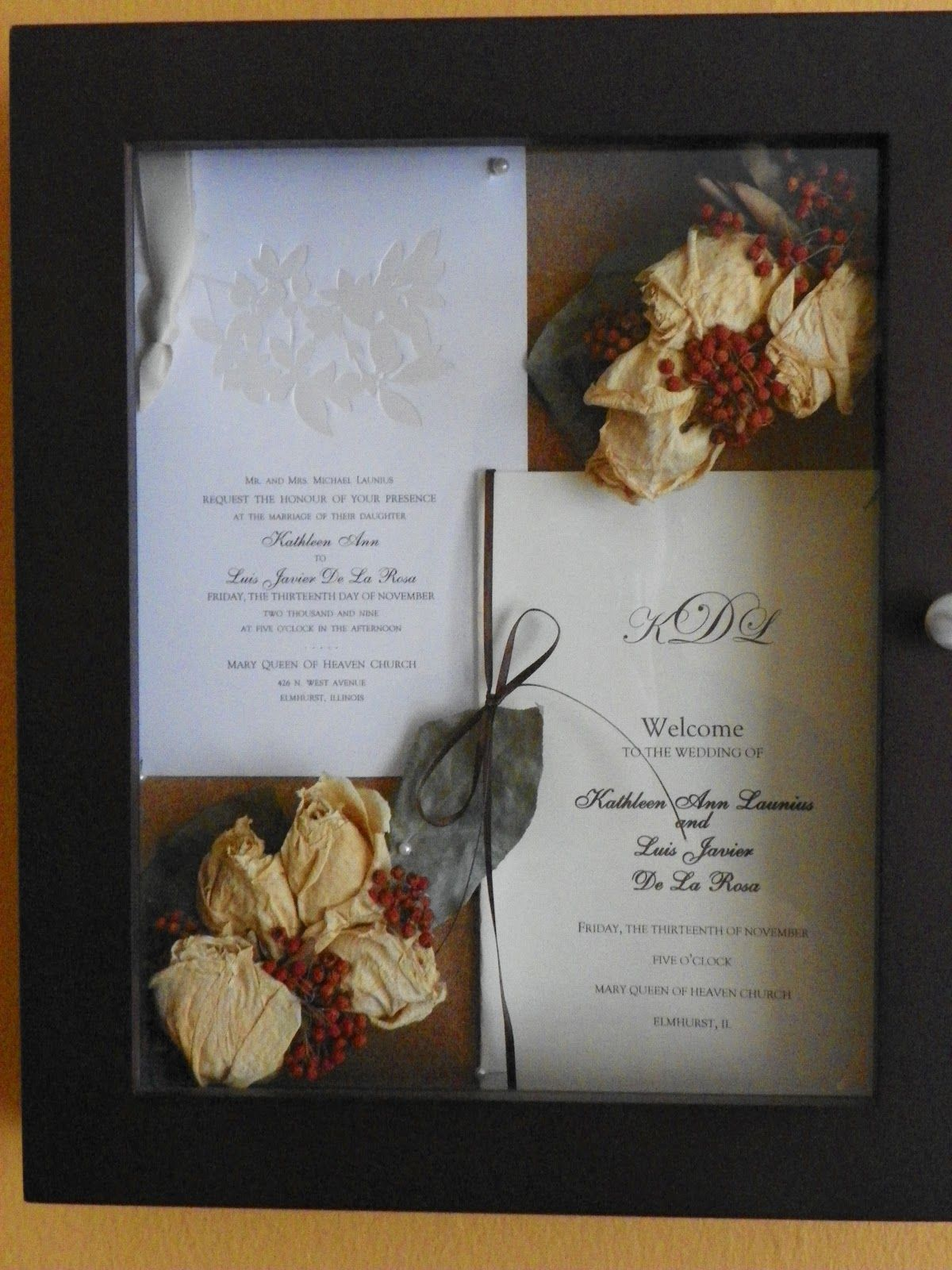 Wedding decorations at church november 2018 Best Shadow Box Ideas Pictures Decor and Remodel in   Old