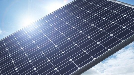Panasonic's HIT solar cell hits record 25.6 percent conversion efficiency By Darren Quick April 9, 2014 Panasonic is claiming a world-record conversion efficiency