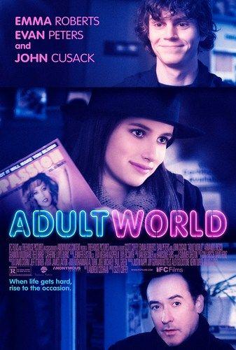 Гледайте филма: Свят за възрастни / Adult World (2013). Намерете богата видеотека от онлайн филми на нашия сайт.