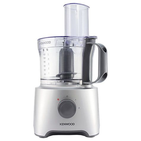 Kenwood Fdp301si Multipro Compact Food Processor Silver Food Processor Recipes Kenwood Food Processor Blender Food Processor