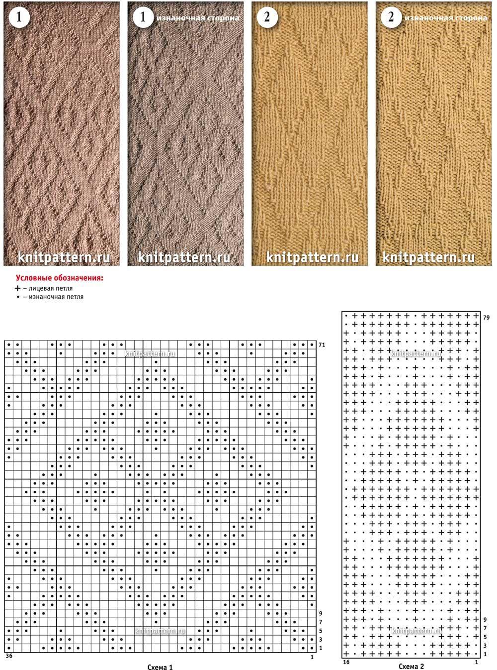 ногтях рисуются образцы вязания на спицах в картинках с описанием дверей пола позволяет