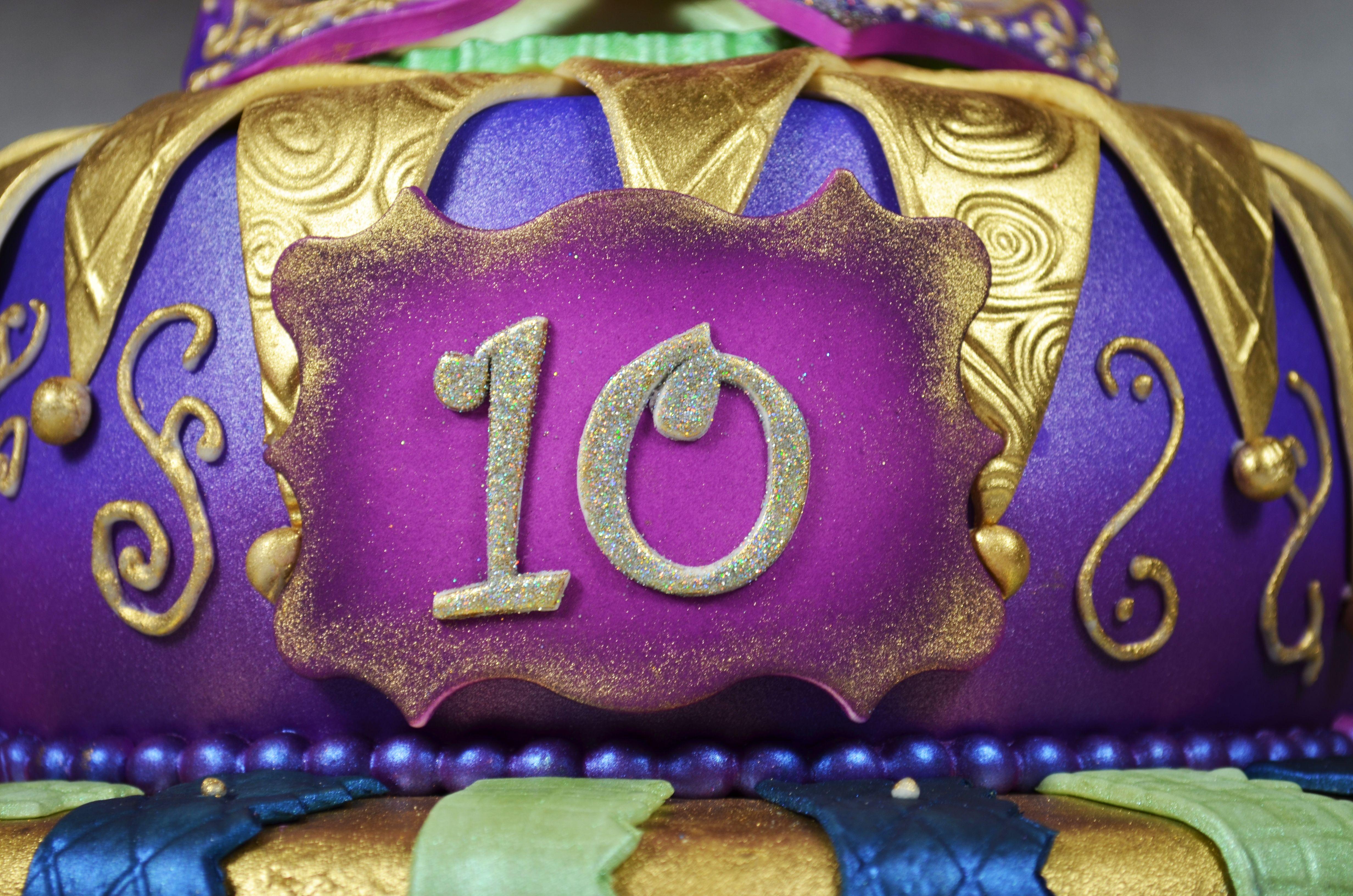 Masquerade Birthday Cake Custom Cakes Pinterest Designer Cakes