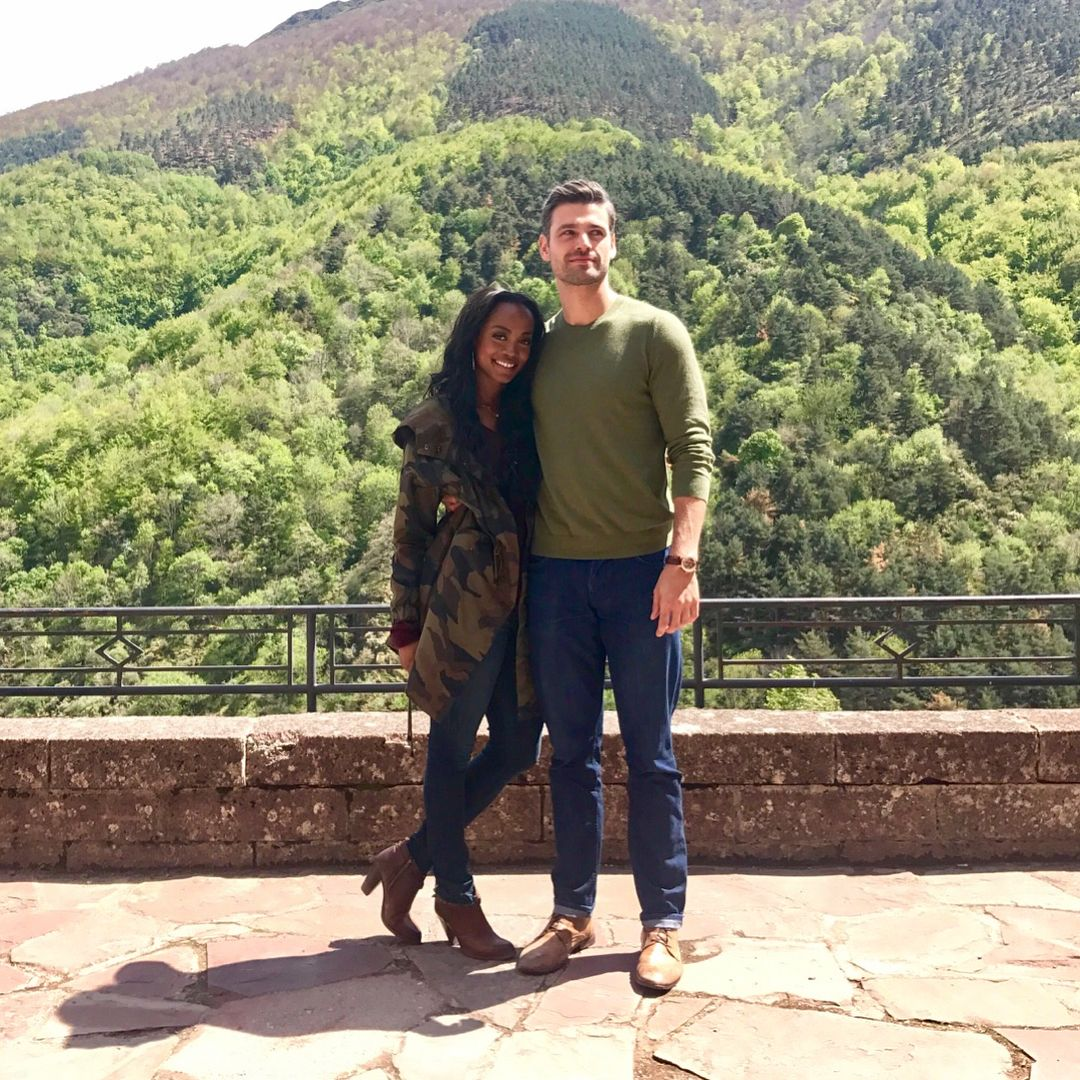 The Bachelorette Star Rachel Lindsay I Knew Was Sending Peter Kraus Home When Walked Into His Hotel Room